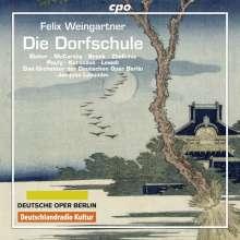 Felix Weingartner (1863-1942): Die Dorfschule op.64, CD