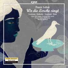 Franz Lehar (1870-1948): Wo die Lerche singt, 2 CDs