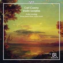 Carl Czerny (1791-1857): Sonaten für Violine & Klavier, CD