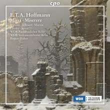 E.T.A. Hoffmann (1776-1822): Messe d-moll, CD