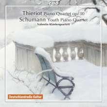 Ferdinand Thieriot (1838-1919): Klavierquartett Es-Dur op.30, CD