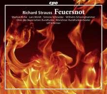 Richard Strauss (1864-1949): Feuersnot, 2 CDs