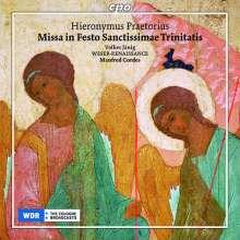 Hieronymus Praetorius (1560-1629): Missa in Festo Sanctissimae Trinitatis, Super Audio CD