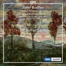 Jozef Koffler (1896-1944): Kammermusik, CD