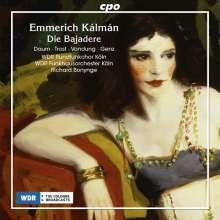 Emmerich Kalman (1882-1953): Die Bajadere, 2 CDs