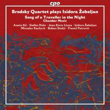 Isidora Zebeljan (geb. 1967): Kammermusik, CD