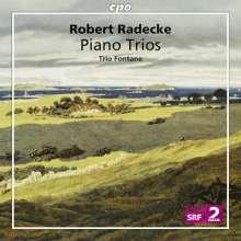 Robert Radecke (1830-1911): Klaviertrios opp.30 & 33, CD