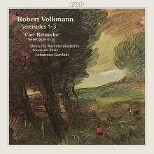 Robert Volkmann (1815-1883): Serenaden Nr.1-3, CD