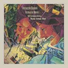 Ferruccio Busoni (1866-1924): Orchesterwerke, CD