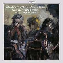 Theodor W. Adorno (1903-1969): Die Werke für Streichquartett, CD
