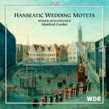 Hanseatische Hochzeitsmotetten um 1600, CD