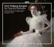 Erich Wolfgang Korngold (1897-1957): Der Ring des Polykrates, CD