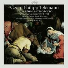 """Georg Philipp Telemann (1681-1767): Weihnachtsoratorium """"Die Hirten an der Krippe zu Bethlehem"""" TWV1: 797, CD"""