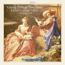 Georg Philipp Telemann (1681-1767): Die Kleine Kammermusik, CD