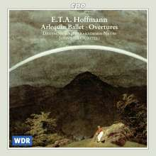E.T.A. Hoffmann (1776-1822): Musik für die Bühne, CD