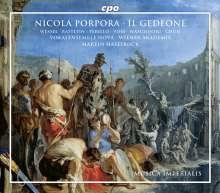 Nicola Antonio Porpora (1686-1768): Il Gedeone (Oratorium), 2 CDs