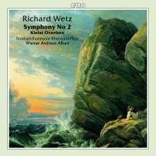 Richard Wetz (1875-1935): Symphonie Nr.2, CD
