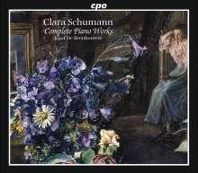 Clara Schumann (1819-1896): Sämtliche Klavierwerke, 3 CDs