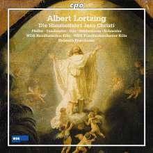 Albert Lortzing (1801-1851): Die Himmelfahrt Jesu Christi, CD