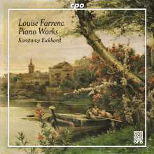 Louise Farrenc (1804-1875): Klavierwerke, CD