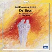 """Emil Nikolaus von Reznicek (1860-1945): Symphonische Dichtung """"Der Sieger"""", CD"""