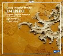 Georg Friedrich Händel (1685-1759): Imeneo, 2 CDs
