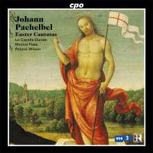 Johann Pachelbel (1653-1706): Osterkantaten, CD