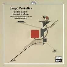Serge Prokofieff (1891-1953): Pas d'Acier op.41, CD