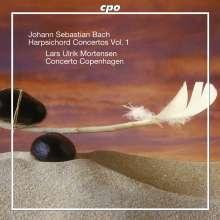 Johann Sebastian Bach (1685-1750): Cembalokonzerte Vol.1, CD