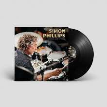 Simon Phillips: Studio Live Session, LP