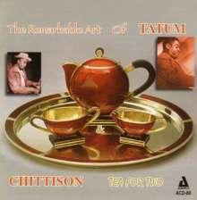 Art Tatum & Herman Chittison: Tea For Two, CD