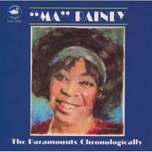 Ma Rainey: Paramount Vol.2, CD