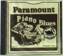 Paramount Piano Blues Vol. 1 (1928-1932), CD