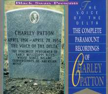 Charlie Patton: Voice Of Delta: Complete Param, CD