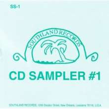 Southland Records Cd Sample: Vol. 1-Southland Records Cd Sa, CD