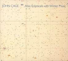 John Cage (1912-1992): Atlas Eclipticalis für Orchester, 3 CDs