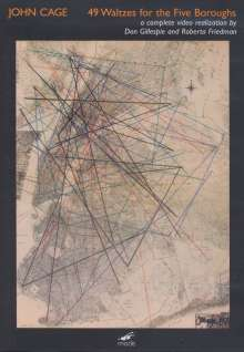 John Cage (1912-1992): 49 Waltzes for the Five Boroughs, DVD