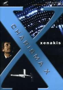 Iannis Xenakis (1922-2001): Iannis Xenakis - Charisma X (Dokumentation), DVD