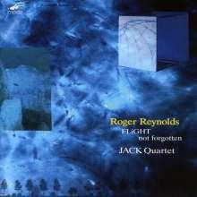 Roger Reynolds (geb. 1934): Streichquartette, CD
