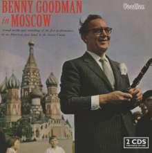 Benny Goodman (1909-1986): Benny Goodman In Moscow 1959, 2 CDs