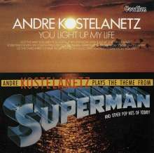 Andre Kostelanetz: Filmmusik: You Light Up / Plays The Theme From Superman, 2 CDs