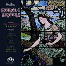 Swingle Singers - Vocalion, Super Audio CD
