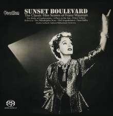 Filmmusik: Sunset Boulevard: The Classic Film Scores Of Franz Waxman, Super Audio CD