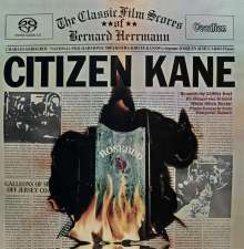 Bernard Herrmann (1911-1975): Filmmusik: Citizen Kane (Filmmusik), Super Audio CD