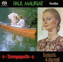 Paul Mauriat: Emmanuelle & Fantastic 4 Channel, Super Audio CD