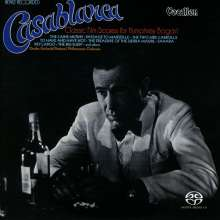 Filmmusik: Casablanca: Classic Film Scores For Humphrey Bogart, Super Audio CD