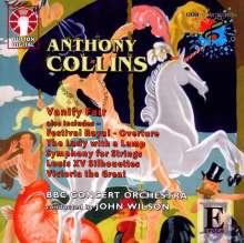 Anthony Collins (1893-1963): Vanity Fair, CD