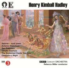 Henry Kimball Hadley (1871-1937): Orchesterwerke, CD