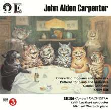John Alden Carpenter (1876-1951): Concertino für Klavier & Orchester, CD