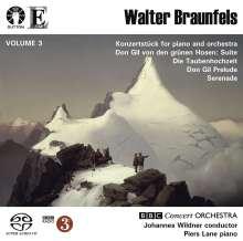 Walter Braunfels (1882-1954): Don Gil von den grünen Hosen op.35 (Vorspiel & Suite), Super Audio CD